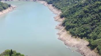 乾旱未解! 石門史上第二枯 曾文蓄水率剩6%