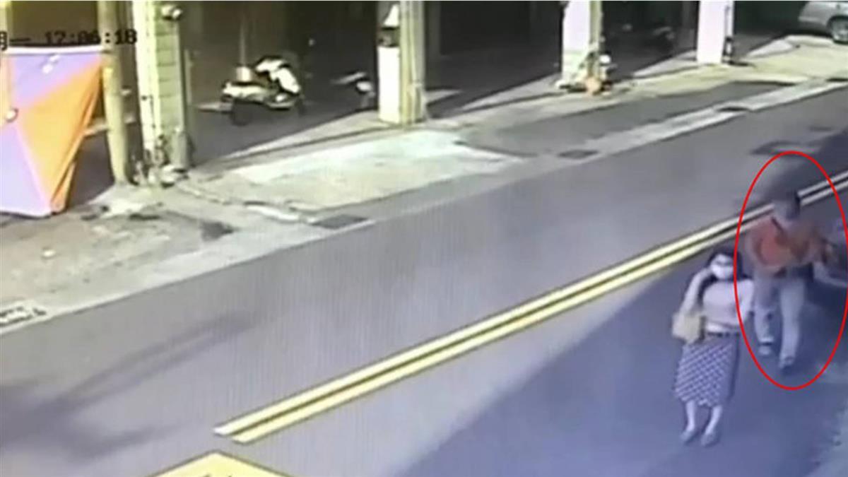 台中女遭歹徒搶K金項鍊 警2小時內逮人法辦