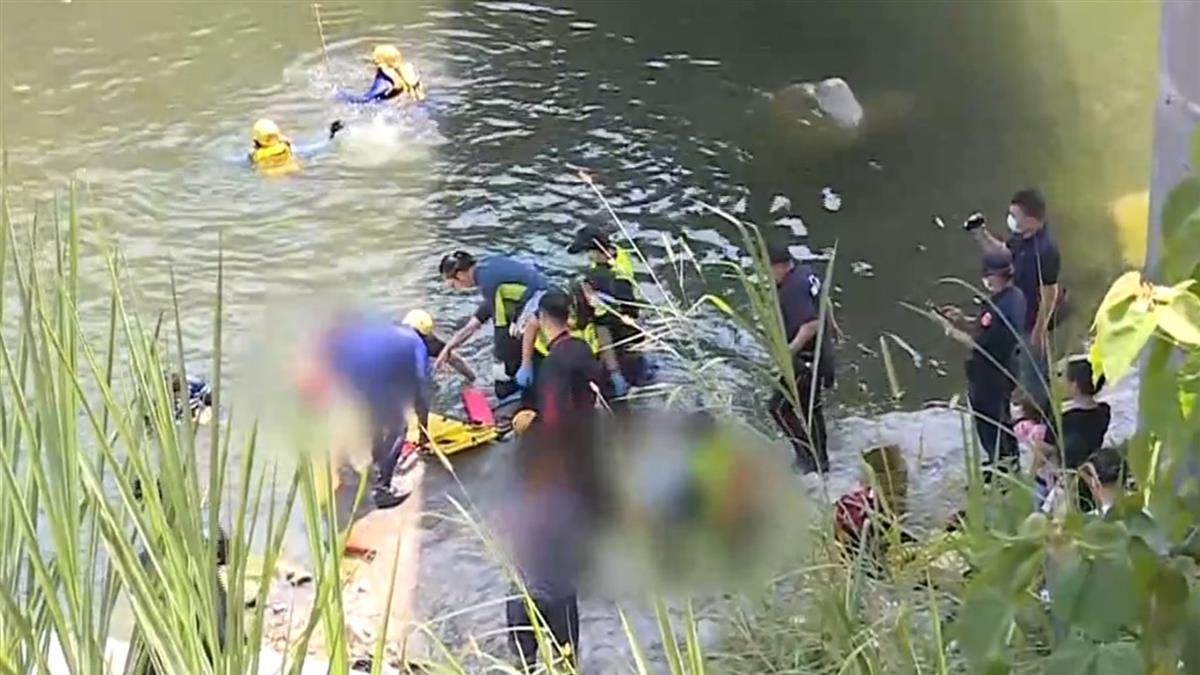 控溺水男拉住7歲兒害溺斃 媽媽深夜突喊:人過世就不告了