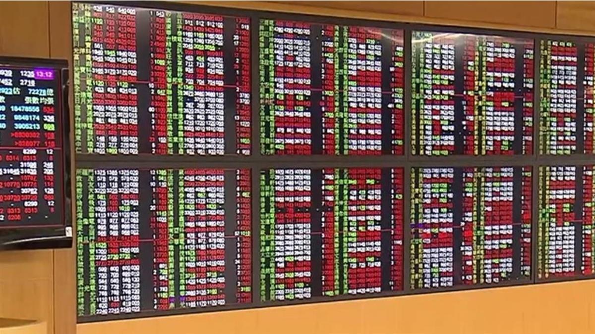 電子領跌拖累傳產 台股崩跌逾600點