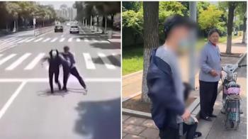 過馬路吵架推女友撞公車 恐怖渣男:若出事我會一起