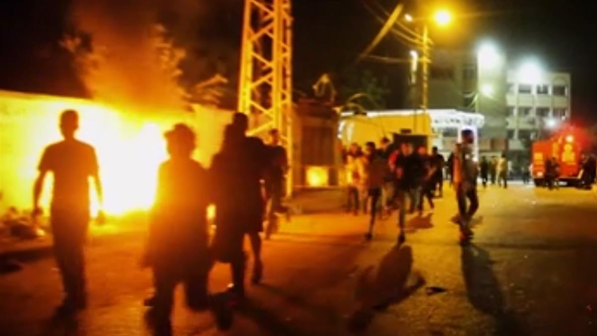 以色列與加薩武裝團體衝突 造成28人喪生