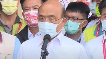 防疫收心說挨轟 蘇揆:非針對個人 包含政府
