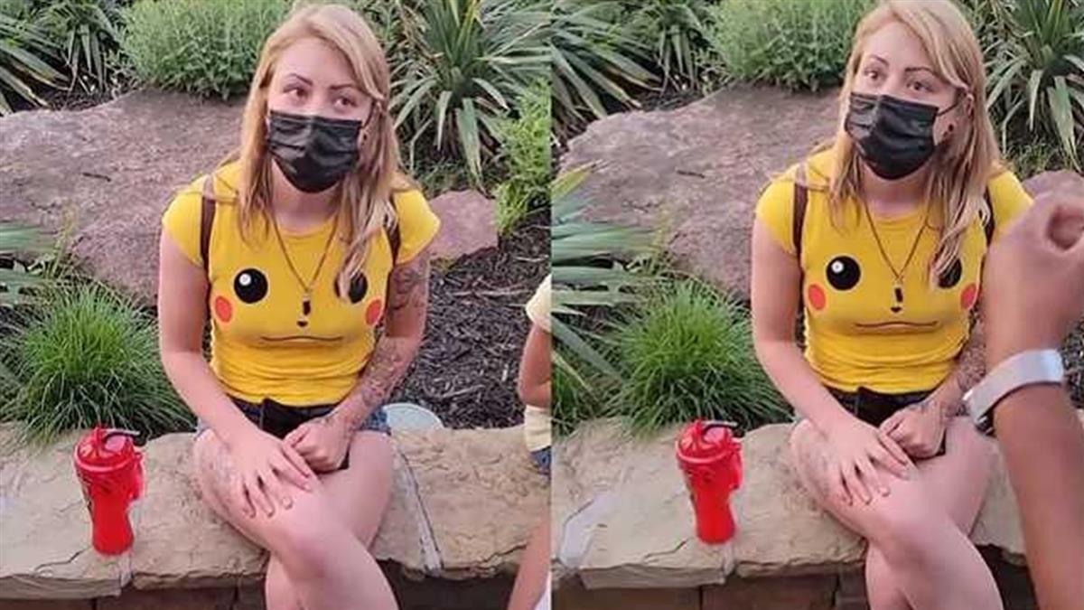穿「皮卡丘T+熱褲」被趕出遊樂園 辣媽怒報警
