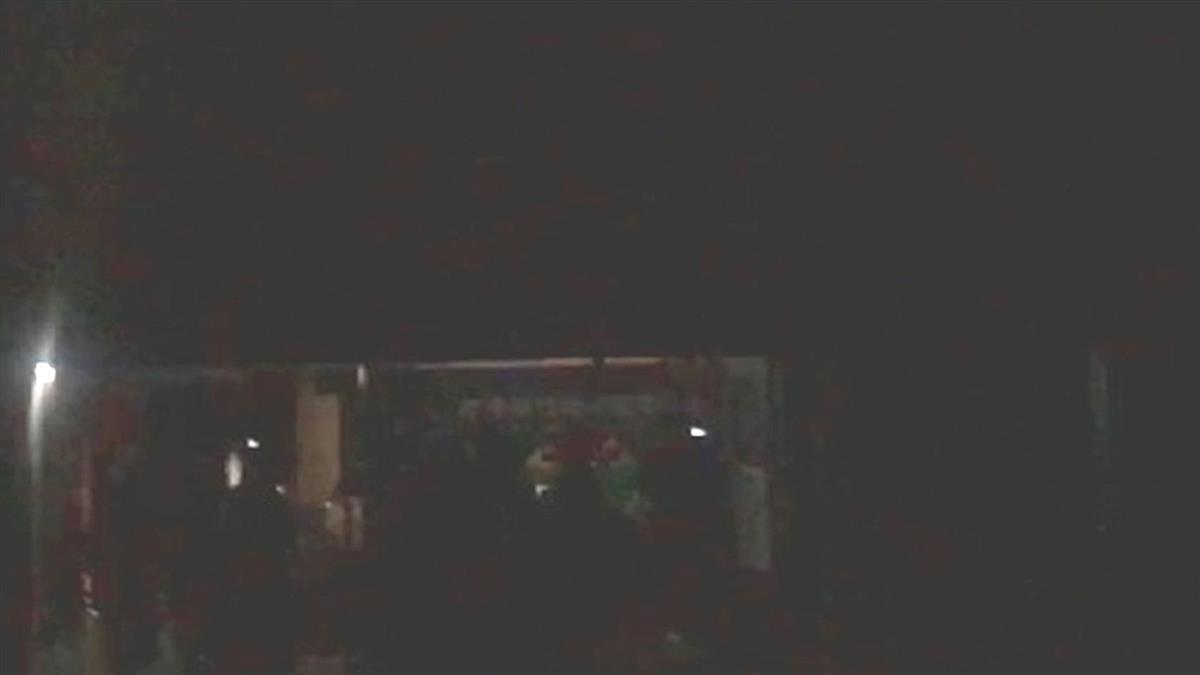 快訊/指揮中心突然一片黑 全台大停電原因曝光