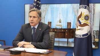 中國經濟脅迫 美國務卿:不會讓澳洲獨自面對