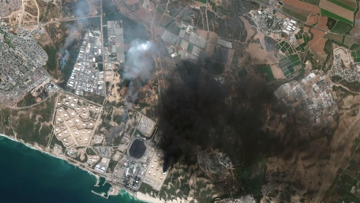以巴衝突釀逾百死 以色列軍人攻入加薩走廊
