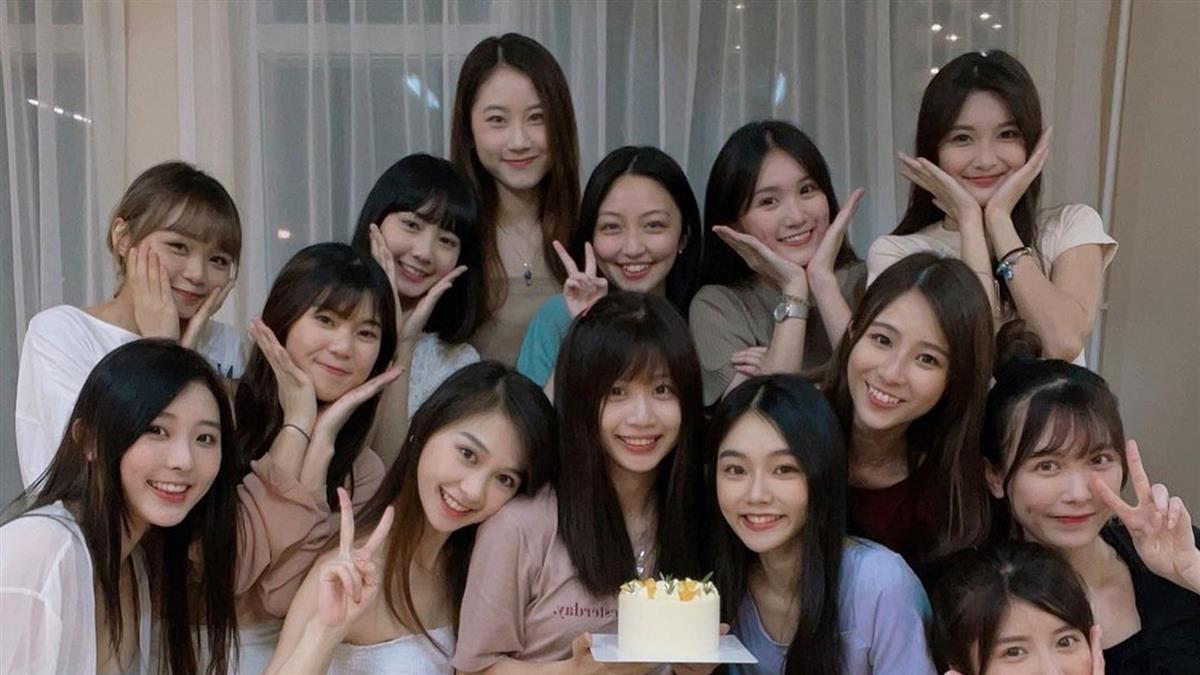 14仙女慶生美到發光 3號超像周子瑜