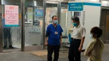和平醫院2病患確診 今早撤22位醫護進防疫旅館