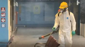 和平醫院爆2病人染疫 黃立民:萬華已比部桃還嚴重