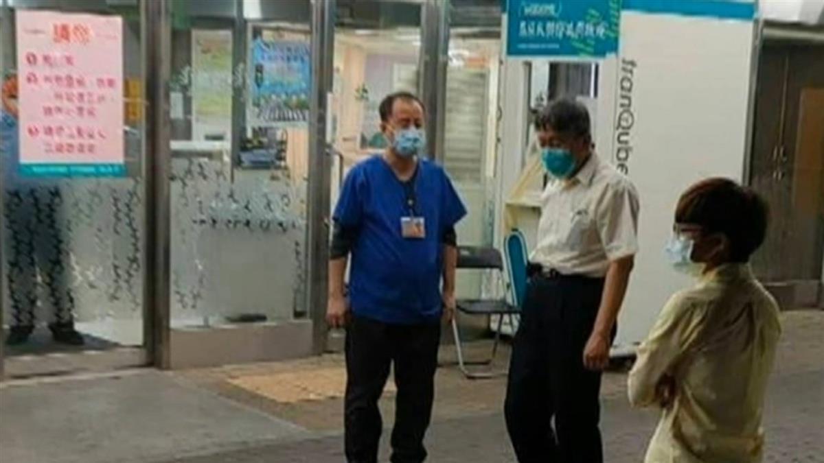 和平醫院2確診 北市府「關鍵10小時」完成應變