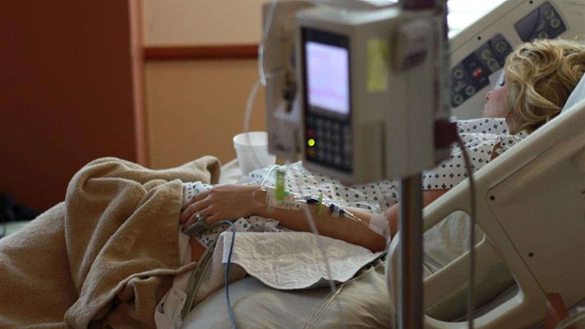 染疫住院慘被男護士性侵 她急救24小時仍不治