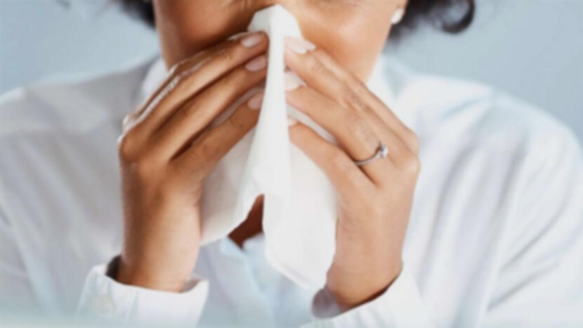 鼻塞以為過敏一篩檢卻確診!過來人提醒:輕症難察覺