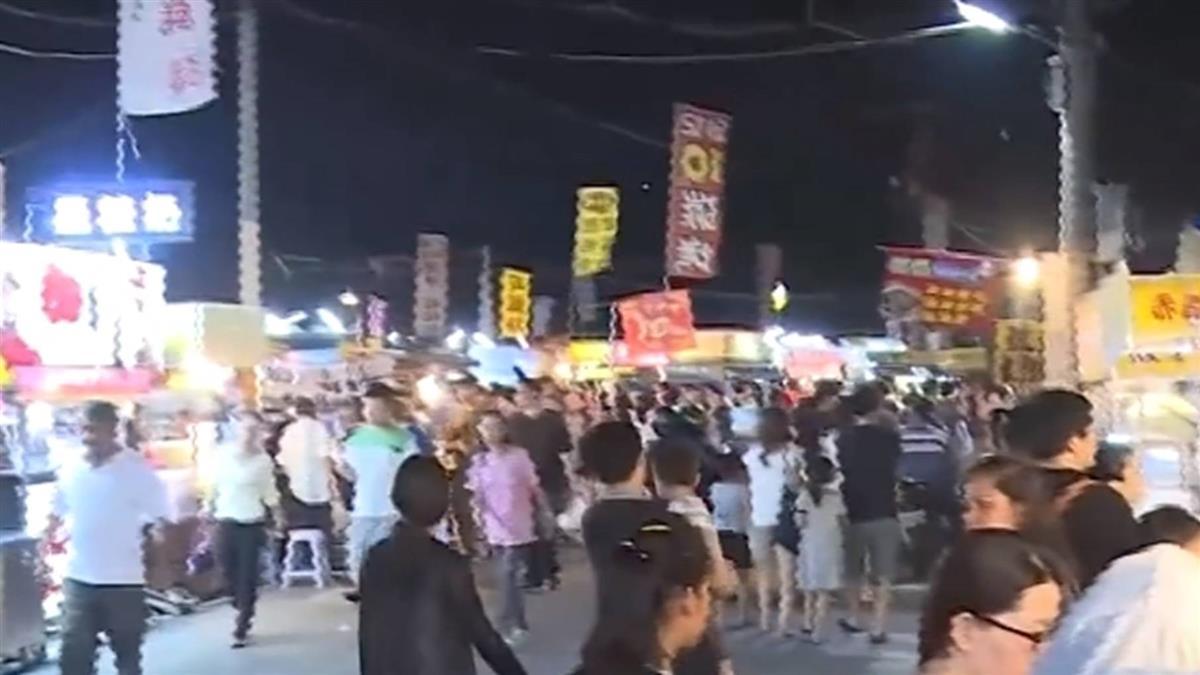 疫情爆發彰化50處夜市停止營業 攤商喊:要吃土了!