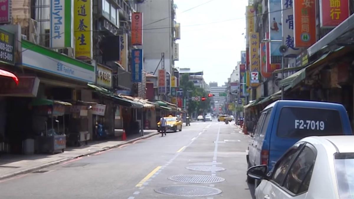 萬華爆43例確診率10% 「茶室區」不排除優先圍堵管制