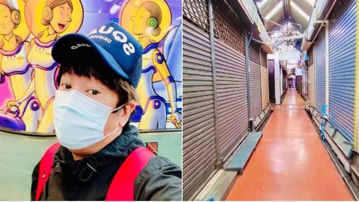 曹西平驚爆「好友確診」 痛訴:疫情害死很多人