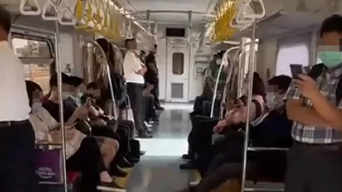 雙鐵禁站票! 台鐵人潮少5成 高鐵1車廂僅2乘客