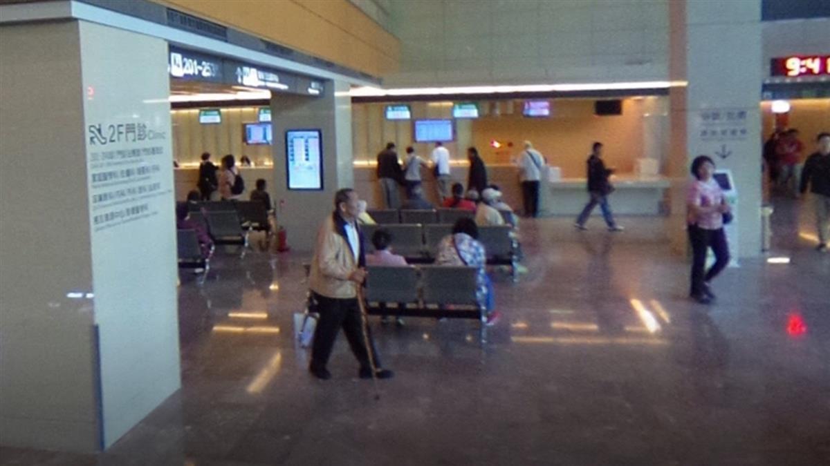 6醫院都有確診!亞東9人院內感染 病患走廊趴趴走