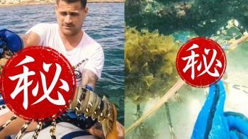 澳洲漁夫捕獲巨型龍蝦! 「果斷放生」各國網友讚翻