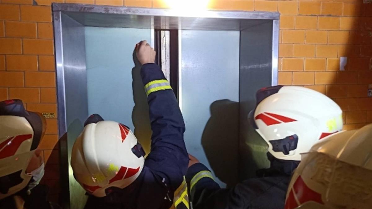 快訊/無預警大停電 全台37件電梯受困