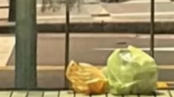 外送員把餐點放地上 和平醫護人員委屈:我們到底有多髒?