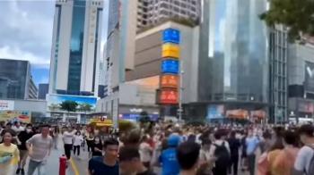 根本沒地震!75層樓無故詭異晃動 百人嚇爆急逃命