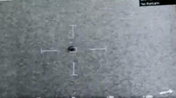 美軍艦目擊「飛天水遁UFO」 前軍官分析:技術領先1000年
