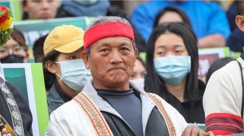 獵山羌給母親吃遭判刑 總統特赦布農族獵人王光祿