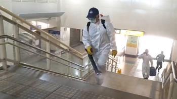傳確診者搭278次太魯閣還換2次位 台鐵急消毒