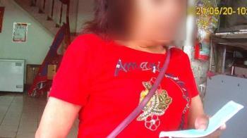 警察給口罩也不戴  中市府重罰婦人1.5萬元