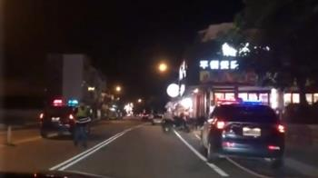 30年首見!墾丁大街淨空 潘孟安:連颱風來都沒見過