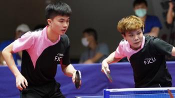 東奧/桌球中華隊「黃金混雙」登場 這4國選手成最大威脅