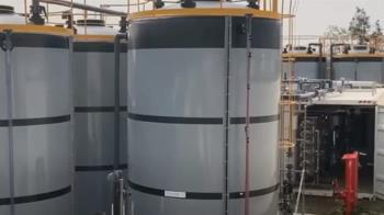 解旱象移動式淨水設備上陣 估每日可增逾9千噸水