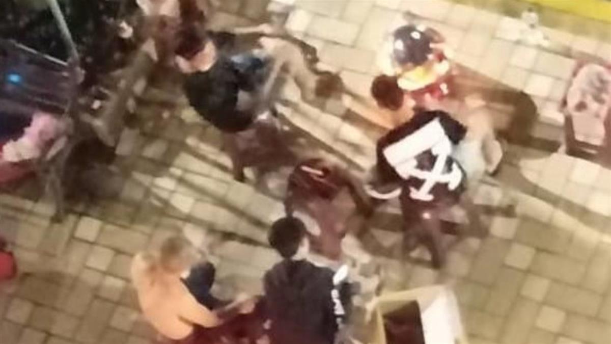 八里開群聚烤肉趴「妹都叫來了」 因戶外不到10人無法開罰