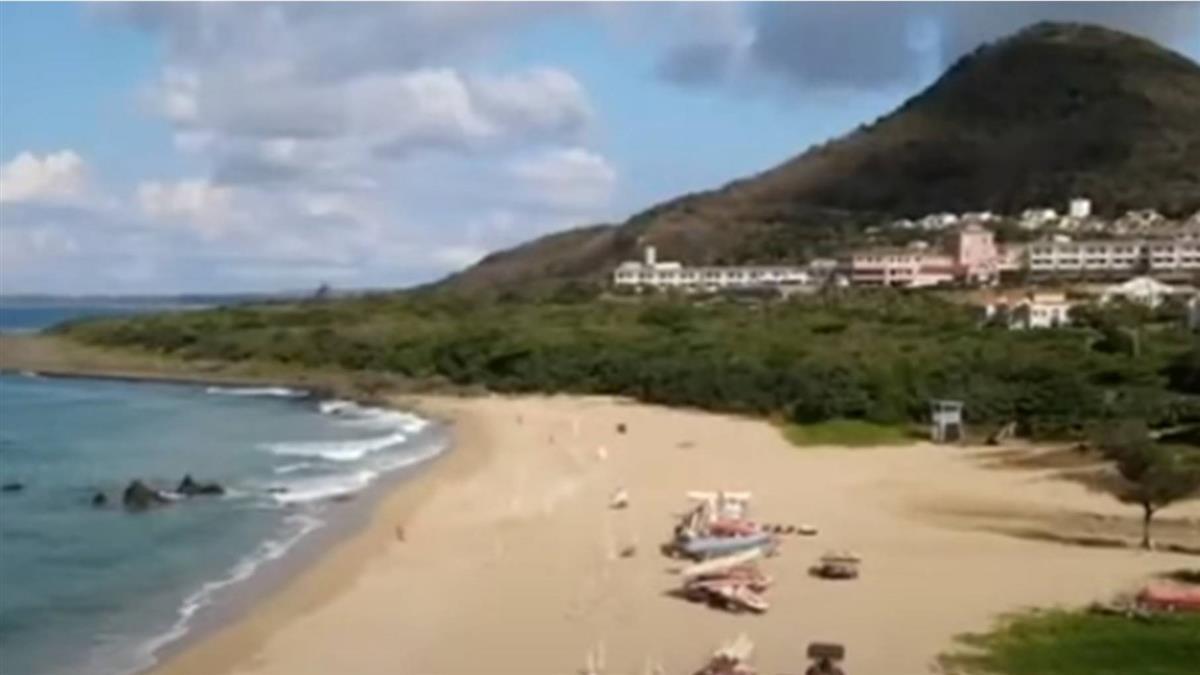 墾丁戲水不戴罩開罰5起 今起7處沙灘關閉