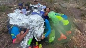 馬拉松慘釀21死!美女選手痛苦棄賽保命:一堆人口吐白沫