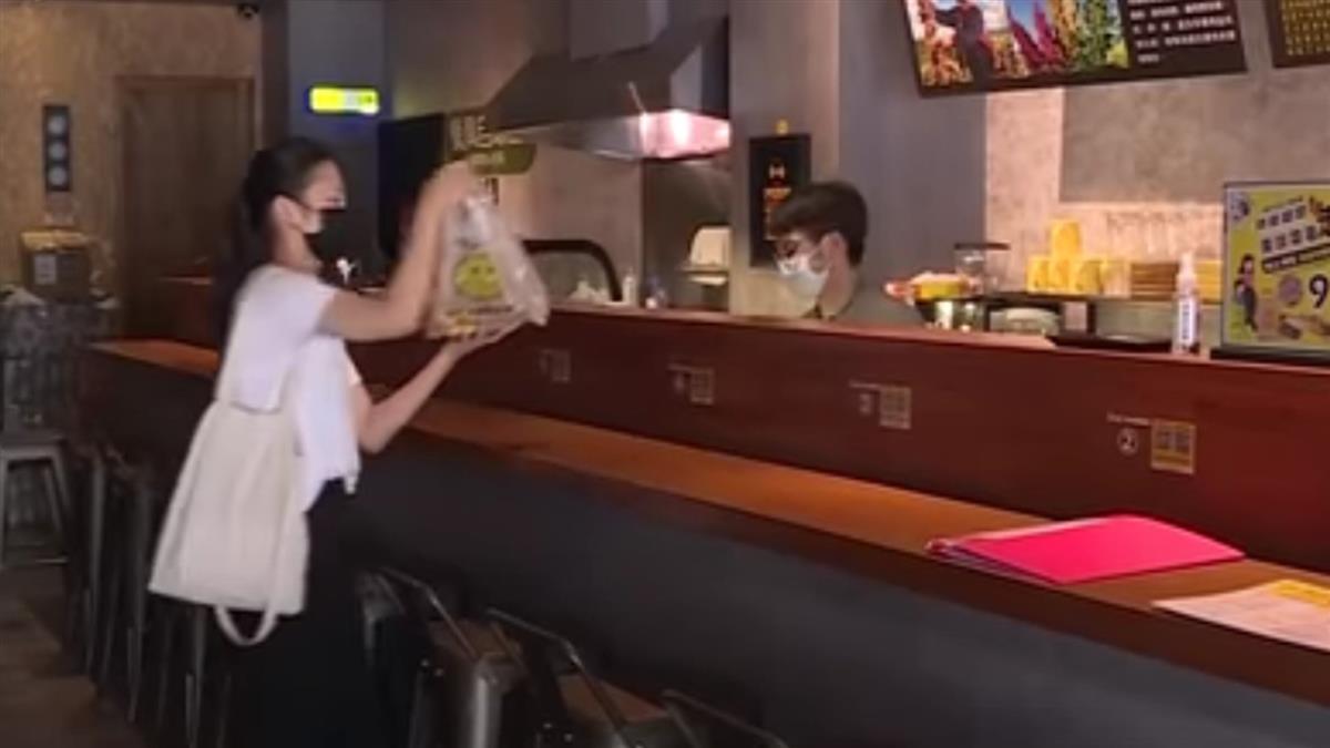 中市禁內用也禁戶外吃 洽公外地客怨:到哪吃?