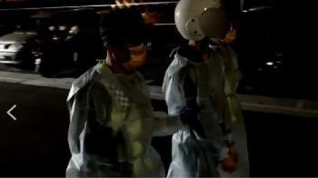台中摩鐵男胸口中2刀「跟萬華有關」 警嚇到全套防護送篩檢