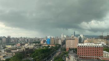 大雷雨急襲!午後北北基等5縣市注意 雨將下到這時