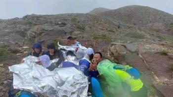 甘肅馬拉松慘釀21死 倖存跑者下山看到「屍體橫臥路邊」