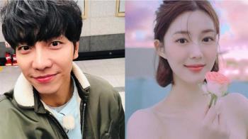 李昇基戀愛全被拍 小6歲女星認了:正在交往中