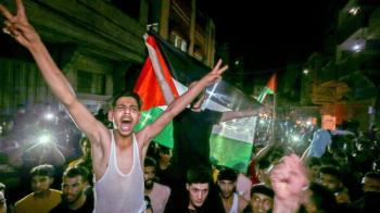 以色列與哈馬斯達成停火協議 11天流血衝突超過240人死亡