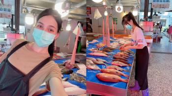 「最美魚販」報名徵召令 自曝4年加護病房工作史