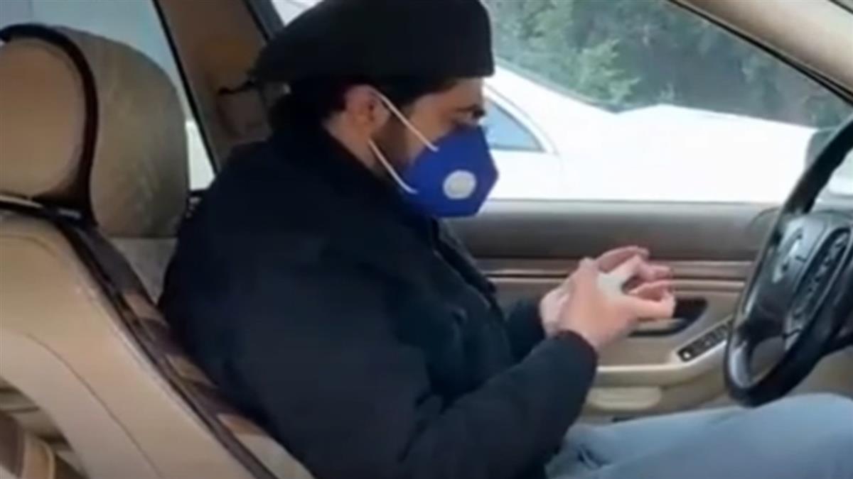 車內噴酒精爆炸? 消防局:網路謠言!正常使用勿緊張
