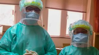 確診者拒「2人一室」對保全吐口水 醫:死亡數將上升