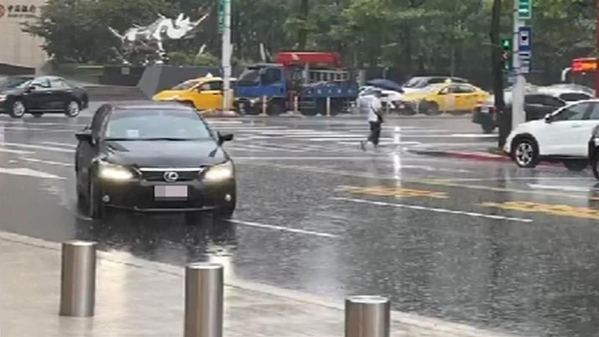 梅雨終於來了!今全台高溫炎熱 這天起豪雨連炸3天