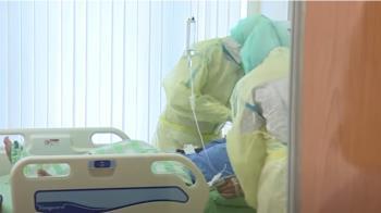 快訊/最年輕死者!36歲男確診隔天四肢癱軟倒床亡