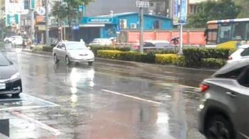 梅雨要發威了!全台大雨連下3天 一圖看懂一周天氣狀況