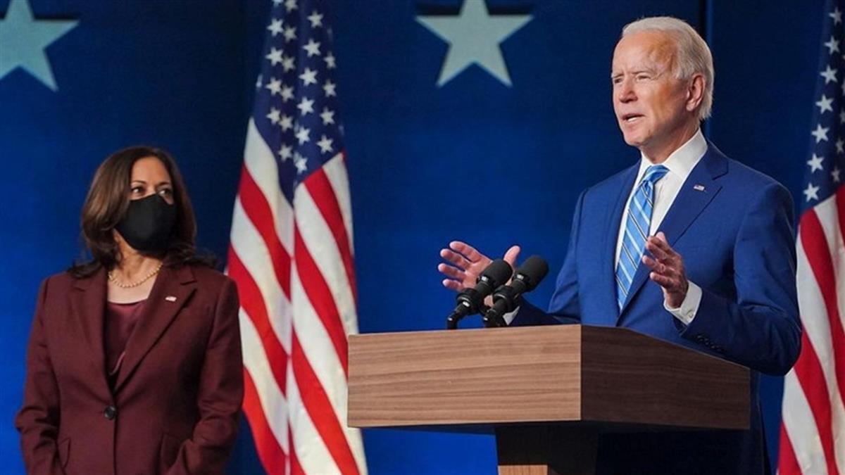 拜登推6兆美元預算計畫 擬打造美國新經濟