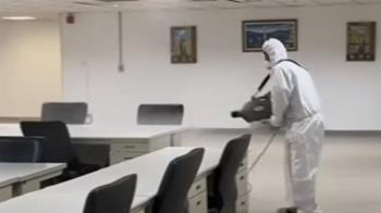 雙北警政單位染疫風暴 捷警、國安局擴大篩檢、消毒